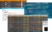 Wpf GridControl Screenshot