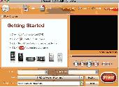 XFreesoft Mac DVD to MP4 Converter Screenshot