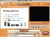 XFreesoft Mac DVD to MP4 Converter Screenshot