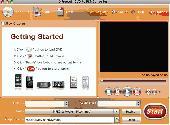 XFreesoft Mac DVD to PSP Converter Screenshot