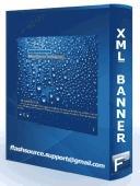 XML Banner Rotator with Control Arrows Screenshot