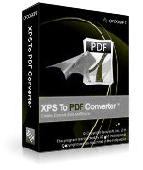 XPS To PDF Converter Screenshot