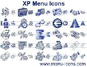 XP Menu Icons Screenshot