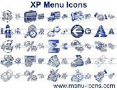 Screenshot of XP Menu Icons