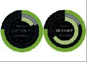 XUS Clock Plus Edition Screenshot