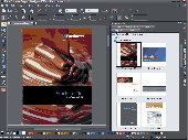 Xara Photo & Graphic Designer MX Screenshot