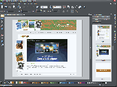 Xara Web Designer MX Screenshot