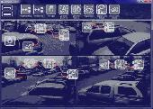 Xeoma Video Surveillance Software Screenshot
