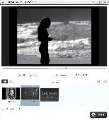 Screenshot of Xilisoft AVI MPEG Joiner for Mac