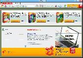 Screenshot of XlsX Viewer