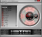 Xstar Radio CD Chrome Screenshot