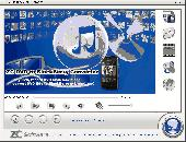 Screenshot of ZC DVD to BlackBerry Converter
