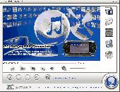 ZC DVD to PSP Converter Screenshot