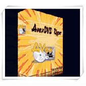 A Avex DVD to iPod Converter Screenshot