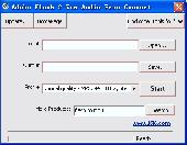 Adobe Flash 2 Zen Audio Free Convert Screenshot