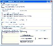 Advanced Command Line PDF Merger Screenshot