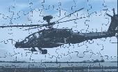 Screenshot of AH-64 Apache Puzzle