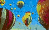 AIB Hot Air Balloon Puzzle Screenshot