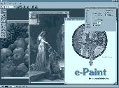 AMI e-Paint 2.0a.02 Screenshot