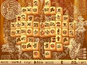 Ancient Aztec Mahjong Screenshot