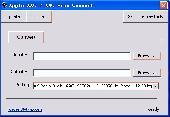 Apple AAC 2 AAC Free Convert Screenshot