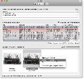 Araxis Find Duplicate Files for Mac OS X Screenshot