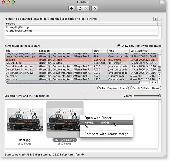 Araxis Find Duplicate Files for Mac OS X Screenshot