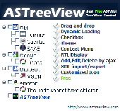 ASTreeView Screenshot