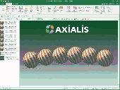 Axialis Screensaver Producer Screenshot