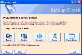 Backup E-mail Screenshot