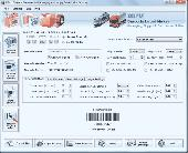 Barcode for Packaging Industry Screenshot