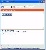 Basic WYSIWYG Editor Screenshot
