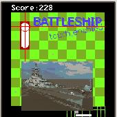 Battleship touch enabled Screenshot