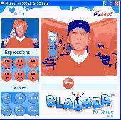 Blabber for Skype Screenshot