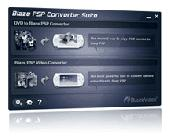 Blaze PSP Converter Suite Screenshot