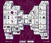 Bow Tie Mahjong Solitaire Screenshot