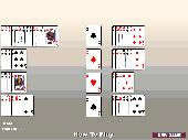 Screenshot of Castle Card Game
