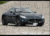 CERT Maserati Granturismo Puzzle Screenshot