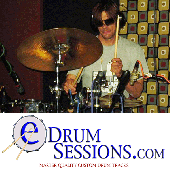 Chose a Session Drummer for Drum Tracks Screenshot