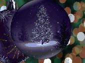 Christmas Globe Animated Wallpaper Screenshot