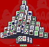 Christmas Tree Mahjong Solitaire Screenshot