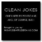 Clean Jokes-Bushisms Screenshot