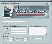 Consumer Reports Banner Maker Screenshot