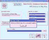 Convert MDB Files Screenshot