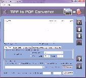 Converting TIF File to PDF Screenshot