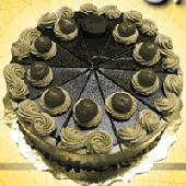 Cooking Game- Bake A Chocolate Cake Screenshot