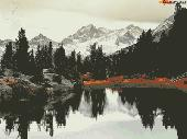 Cool Mountains Screensaver Screenshot