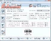 Courier Post Mailer 2d Barcodes Screenshot