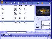 DawnArk PSP Video Converter Screenshot