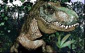 Dinosaur Park Widescreen Screensaver Screenshot